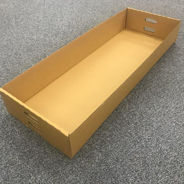 Medium Export Carton - Base - STK-MX-B - Internal: 983 x 353 x 141